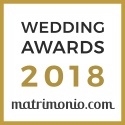 badge wedding awards