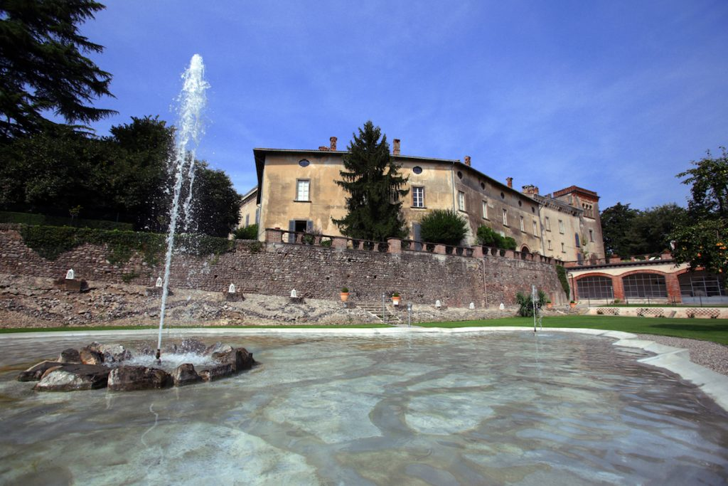 location matrimonio bergamo