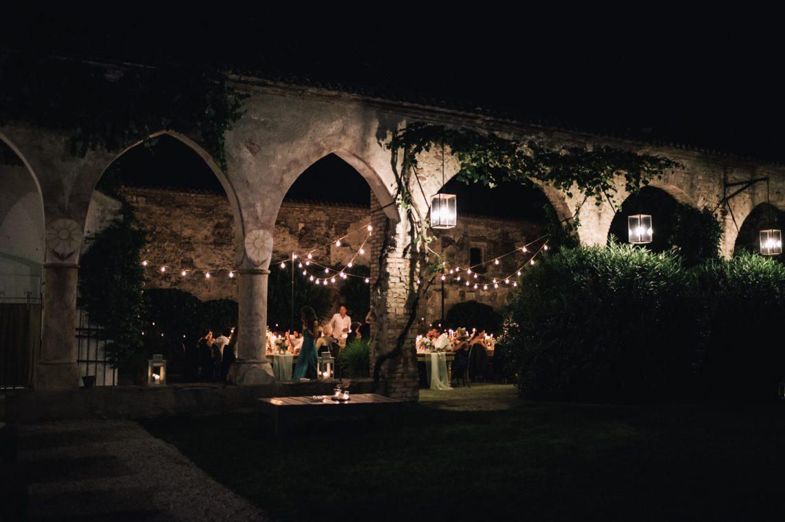 Michael & Marie-Angela, matrimonio al Convento dell'Annunciata
